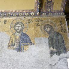 Ayasofya'nın İçindeki Mozaikler Osmanlı Döneminde Kapatıldı mı?