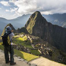 Bir Dağın Tepesine Kurulmuş Gerçek Bir Masal Şehri: Machu Picchu
