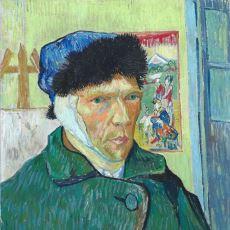 Dahi Ressam Van Gogh Kulağının Bir Parçasını Neden Kesti?
