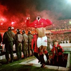 Şampiyonlar Ligi'nin Statüsünü Değiştiren Olay: 3 Kasım 1993 Galatasaray - M. United Maçı