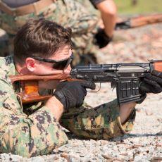 Bir Zamanlar Türk Askerinin Sıklıkla Kullandığı Keskin Nişancı Tüfeği: Dragunov SVD