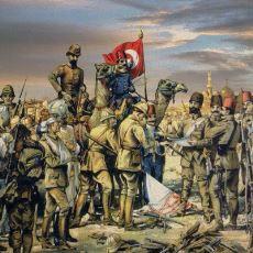Osmanlı'nın, I. Dünya Savaşı'nda İngilizlerden Kut Şehrini Aldığı Muharebe: Kut'ûl Amare