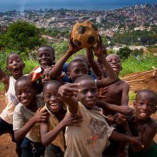 Elmas Madenlerine Sahip Olmasına Rağmen Fakirlikten Kırılan Afrika Ülkesi: Sierra Leone