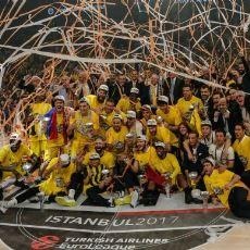 Fenerbahçe'nin Euroleague Şampiyonluğuna Ekşi Sözlük'ten Gelen Coşku Dolu Tepkiler
