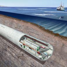 Her Açıdan Mühendislik Harikası Olan Avrasya Tüneli Hakkında Birtakım Bilgiler