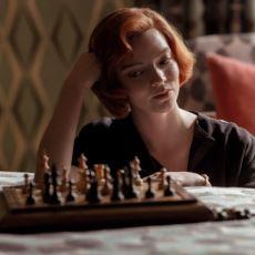 Netflix'in En Kaliteli İşlerinden Biri Olan The Queen's Gambit'in İncelemesi