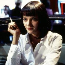Pulp Fiction Filminde, Kendisinden 9 Yıl Sonra Vizyona Giren Kill Bill'e Yapılan Gönderme