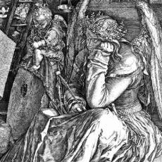Albrecht Dürer'in Melencolia 1'de Kullandığı Metaforlar Sayesinde Anlaşılan Yoğun Duygu: Melankoli