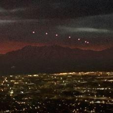 1997'de Gerçekleşen Tarihin En Büyük UFO Olayı: Phoenix Işıkları
