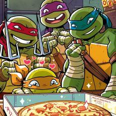 Ninja Kaplumbağalar, Durmadan Yedikleri Pizzaların Parasını Nereden Buluyor?