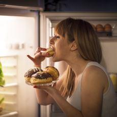 Gece Uyanıp Saplantılı Şekilde Yemek Yeme Durumu: Gece Yeme Sendromu