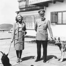 Adolf Hitler ve Uzun Süre Evlenmediği Eva Braun'un Hastalıklı Aşk İlişkisi