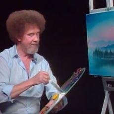 Ressam Bob Ross Hakkında İlginç Bilgiler