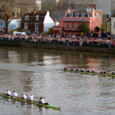 Sportmenliğin Zirvesi Olarak Görülen Dev Gelenek: Oxford Ve Cambridge Arasındaki Kürek Yarışı