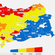 Güneydoğu Anadolu'da COVID-19 Vaka Sayısı Neden Az?