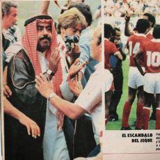 Sahalardaki En İlginç Olaylardan Birine Sahne Olan 1982 Fransa - Kuveyt Maçı