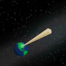 Bir Kağıdı 43 Defa Katlayabilirsek Elde Edeceğimiz Uzunluğun Ay'a Rahatlıkla Ulaşabilmesi