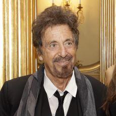 Al Pacino'ya Dair Bilgi Sahibi Olmanızı Sağlayacak Nadir Detaylar