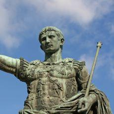 Çayınızı Kahvenizi Alın Gelin: Roma'yı Büyük Roma Yapan İmparator Augustus'un Hayatı
