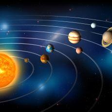 Güneş Sistemi'nin Gerçek Manada Ölçeklendirilmiş Hali