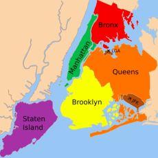 New York Şehrinin Birbirinden Farklı Karakteristiği Olan Semtleri
