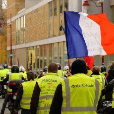 Fransa'daki Sarı Yelekliler Kimdir ve Neden Sarı Yelek Giyiyorlar?