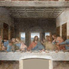 Da Vinci'nin Meşhur Freski Son Akşam Yemeği Hakkında Az Bilinenler