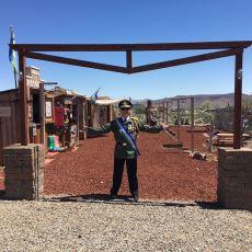 Nevada Çölü'nde Kurulmuş Dünyanın En Küçük Cumhuriyeti: Molossia