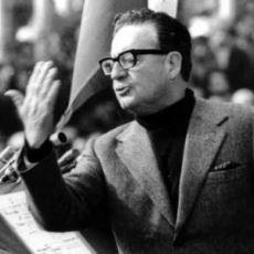 Tarihte Seçimle Göreve Gelmiş İlk Sosyalist Lider Salvador Allende'nin Son Konuşması