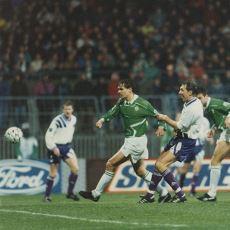 Birçok İnsana Göre ŞL'nin En İyi Karşılaşması: 1993 Werder Bremen - Anderlecht Maçı