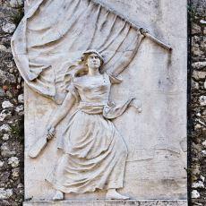 Nice Şehrini Osmanlı'dan Poposunu Açarak Kurtaran Kadın: Catherine Segurane