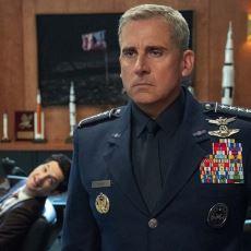 Steve Carrell'ın Başrolde Yer Aldığı Yeni Netflix Dizisi Space Force'un İncelemesi
