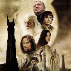 Yüzüklerin Efendisi'ndeki Bariz Taraflı Anlatıma Tayyip Erdoğan Ağzından Haklı Bir İsyan