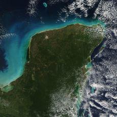 Dinozorları Yok Ettiği Düşünülen Göktaşının Düştüğü Yer: Yucatan Yarımadası