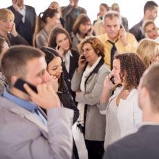 Gürültülü Ortamlarda Cep Telefonuyla Konuşurken Daha İyi Duymanızı Sağlayacak Bir Yöntem