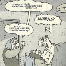 Efsane Karikatürist Yiğit Özgür'ün Türkçeye Kazandırdıkları