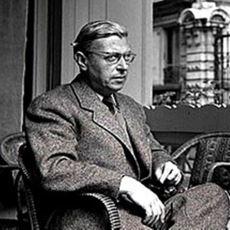 Jean-Paul Sartre'ın, 62 Yaşındayken Kendisi Hakkında İtiraflarda Bulunduğu Röportajı
