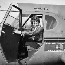 Atlas Okyanusu'nu Uçakla Tek Başına Geçen İlk Kadın Pilotun Gizemli Ölümü