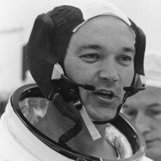 Uzayda Bir Başına Turlayan Pilot: Michael Collins