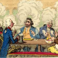 Tütünün, ABD'nin Kurulmasında Bayağı Bayağı Başrol Oynaması