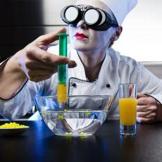 Yemek Yapma Sanatını Pozitif Bilimle Birleştirme İşi: Moleküler Gastronomi