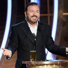 Ricky Gervais'in Altın Küre Ödülleri Konuşmasında Yaptığı Göndermelerin Açıklaması