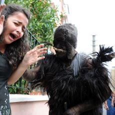 Balıkesir'in Düşman İşgalinden Kurtuluş Kutlamalarında Çocukları Korkutan Eski Bir Gelenek: Tülü Tabaklar