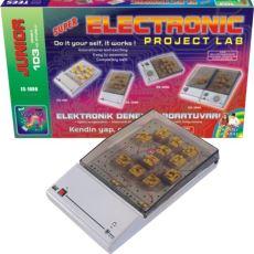 Çocukları Birer Elektrik-Elektronik Mühendisine Dönüştürebilen Tek Oyuncak: Tees Electronic Set