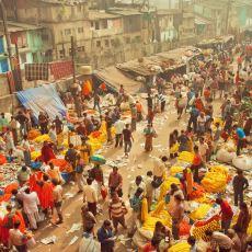 Hijyen Takıntısı Olan Okumasın: Dünyanın En Pis Ülkesi Hindistan'a Gideceklere Tavsiyeler