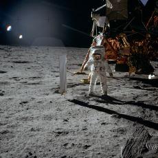Apollo ve 11 ve 17 Görevlerinde Ay'dan Getirilen Ay Tozu ve Türk Bayrakları Nerede Saklanıyor?