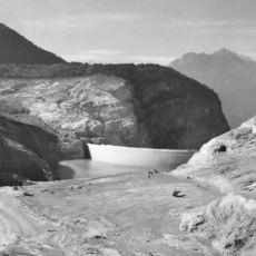 Yarattığı Tsunamiyle 2000 Kişiyi Öldüren Mühendislik Faciası: Vajont Barajı