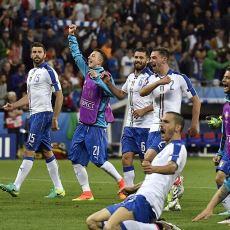 İtalya'nın Belçika Maçında Yaptığı Şiir Gibi Defans