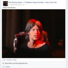 Rock Müzik Tarihinin Facebook Zaman Tüneli Gibi Anlatıldığı Mükemmel Özeti