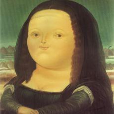 """""""Şişman Güzeldir"""" Anlayışını Sanatına Uyarlayarak Özgünleşen Ressam: Fernando Botero"""